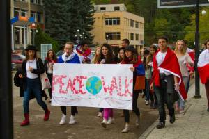peacewalk